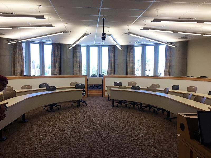 ECS classroom