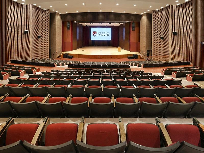 Sturm Hall Davis Auditorium